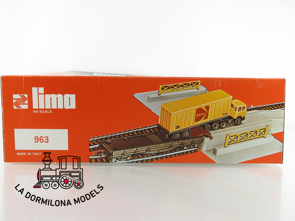 Lima 963 h0 terminal control containers-new