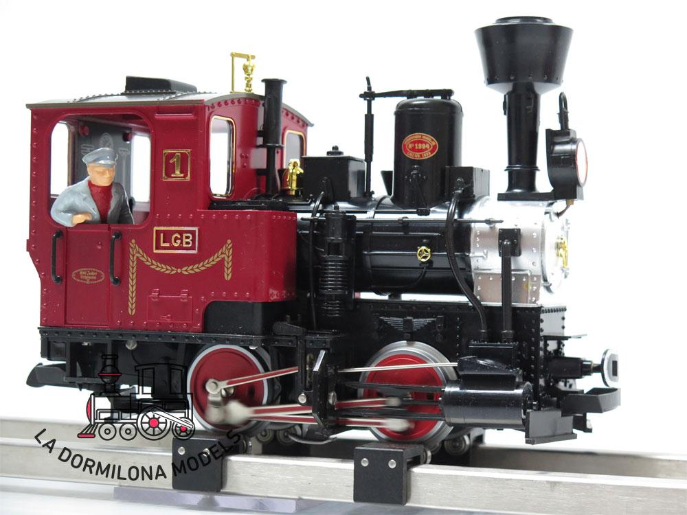 DV139 SPUR G LGB 150 JAHRE LEHMANN 1881/1981