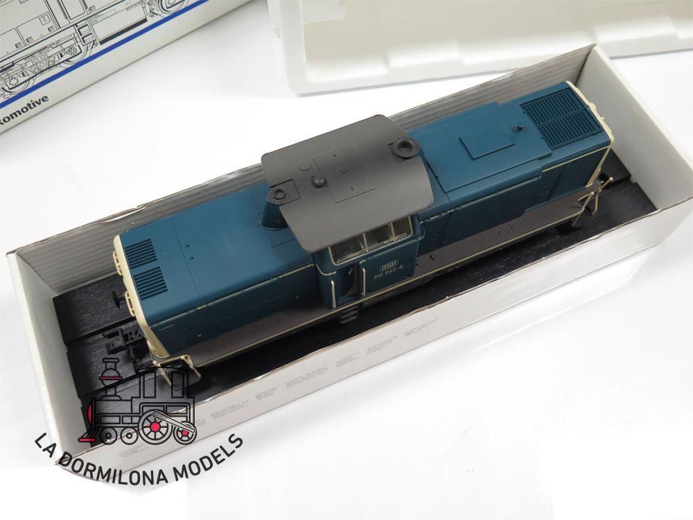 DV141 SPUR 1 MÄRKLIN 55725 Diesellokomotive BR 212 042,6 der DB - NEW