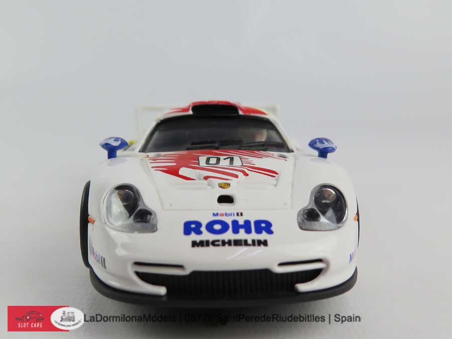 lmu92 scalextric slot fly a52 porsche gt1 01 evo. Black Bedroom Furniture Sets. Home Design Ideas