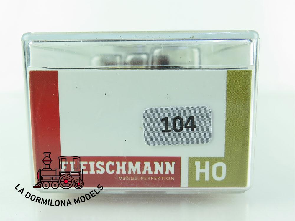 DN104 H0 =DC FLEISCHMANN RUNGENWAGEN Oldenburg 2216 Rm - OVP