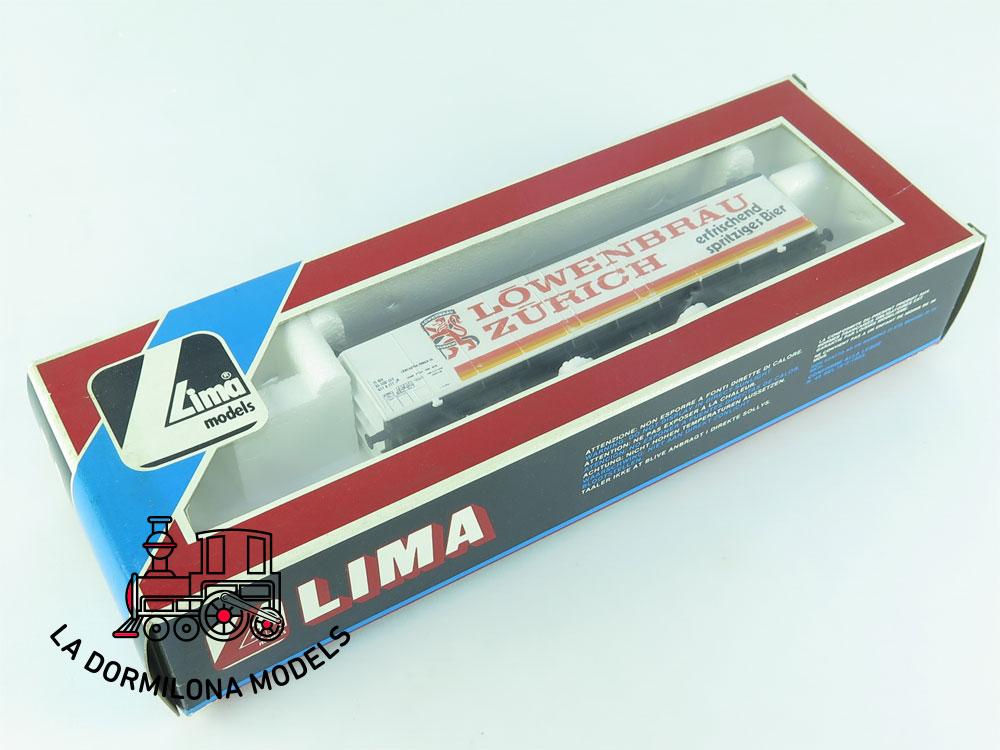DN140 H0 =DC LIMA 303558 Güterwagen zweiachsig der SBB - OVP