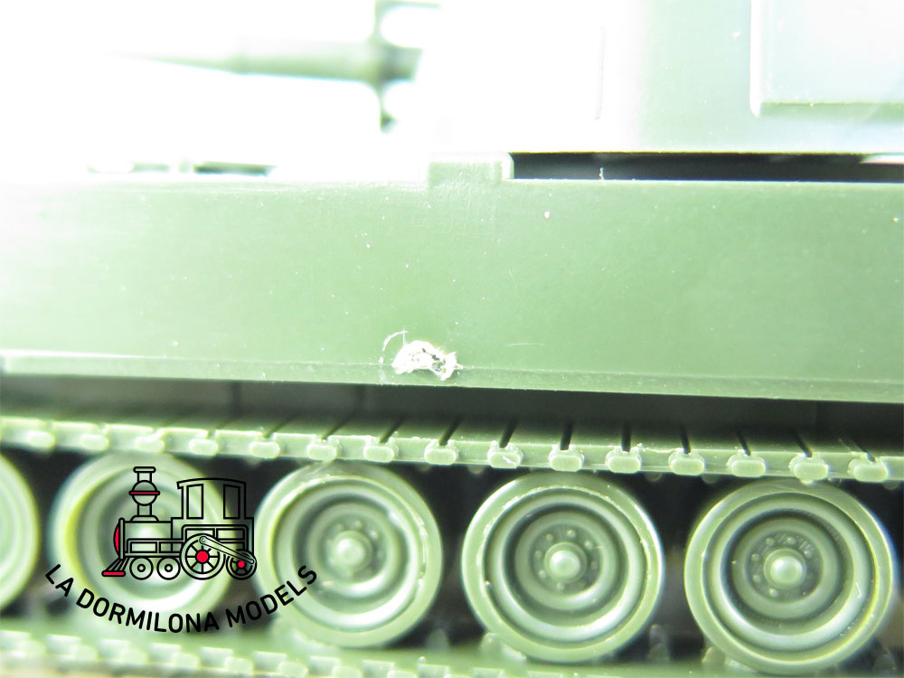 DN90 H0 =DC ROCO 47198 MINITANKS VAGÓN PLATAFORMA CON TANQUE - OVP