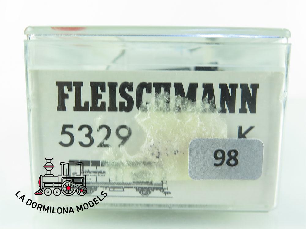 DN98 H0 =DC FLEISCHMANN 5329 BIERWAGEN WEIHENSTEPHAN der DB - OVP