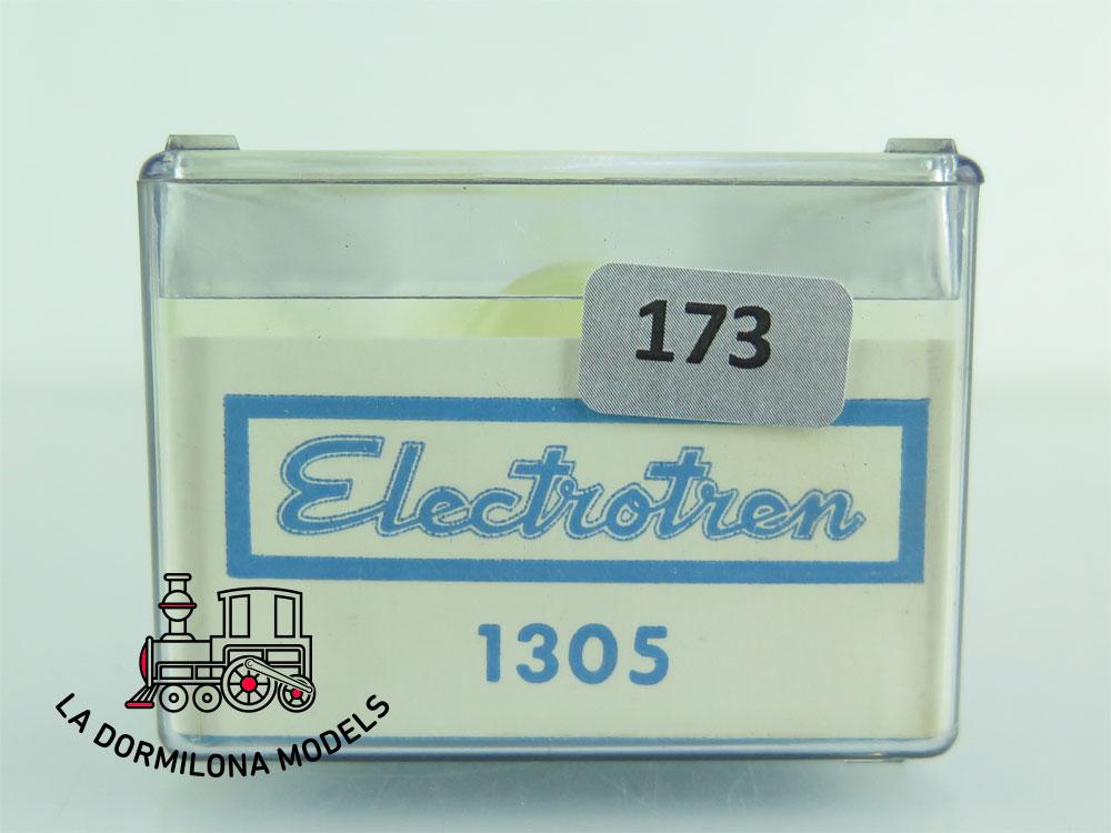 DG173 H0 =DC ELECTROTREN 1305 VAGÓN FRIGORÍFICO TRANSFESA RENFE - OVP