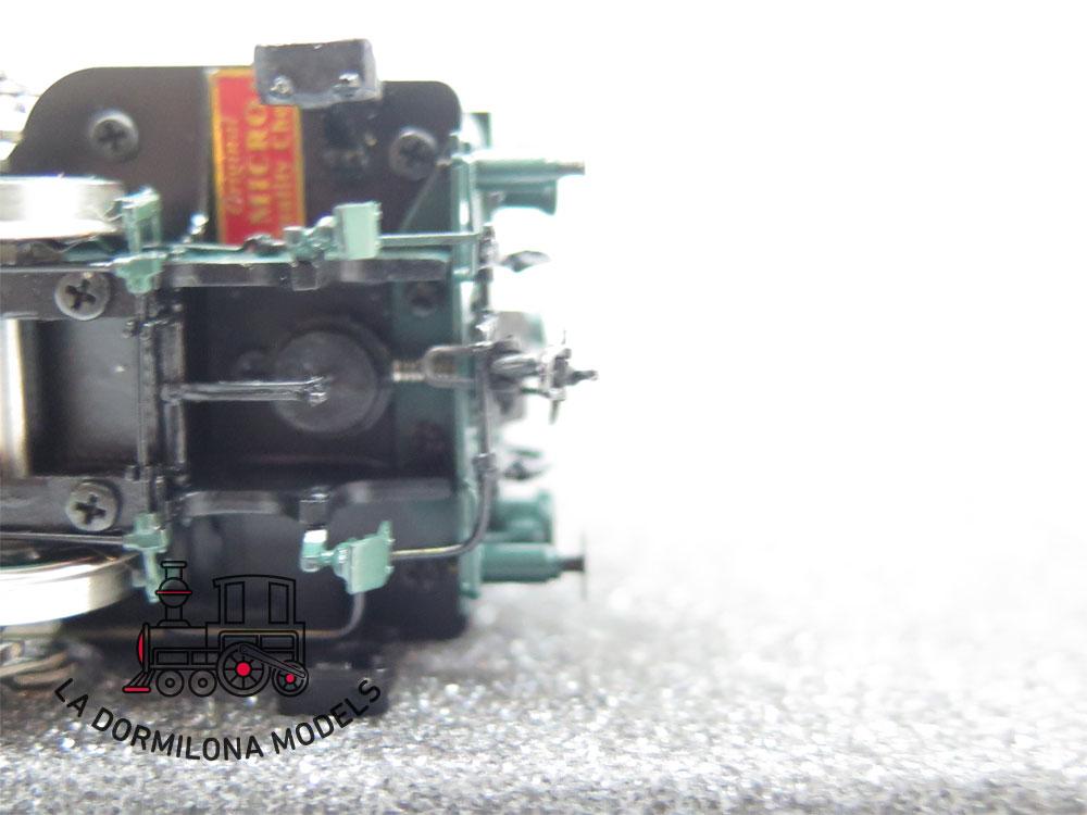 S15 H0 BRASS MICRO-METAKIT 04101H. Localbahnlokomotive Klasse D VI