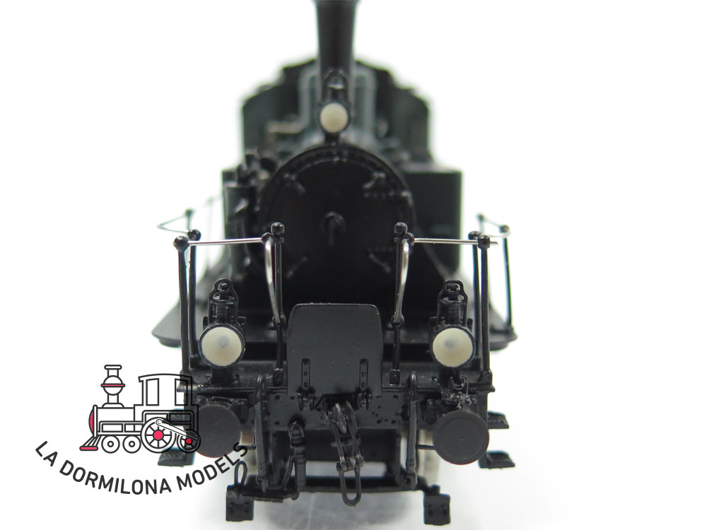 S16 H0 BRASS MICRO-METAKIT 93100H. Personenzugtenderlokomotive Gattung Pt. 2/4H K.Bay.Sts.B. - OVP