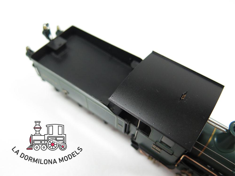 S17 H0 BRASS MICRO-METAKIT 06101H. Güterzuglok Gattung CIII