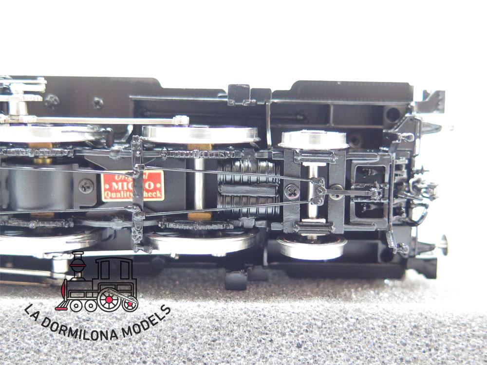 S3 H0 BRASS MICRO-FEINMECHANIK 13702H. DAMPFLOKOMOTIVE Reihe 229 K.K.Sts.B - OVP