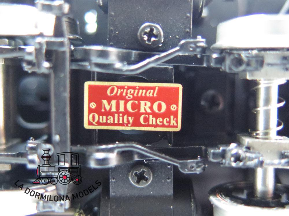 S6 H0 BRASS MICRO-METAKIT 05704H. Heißdampflokomotive Reihe 135 1-C-1 der ÖBB - OVP