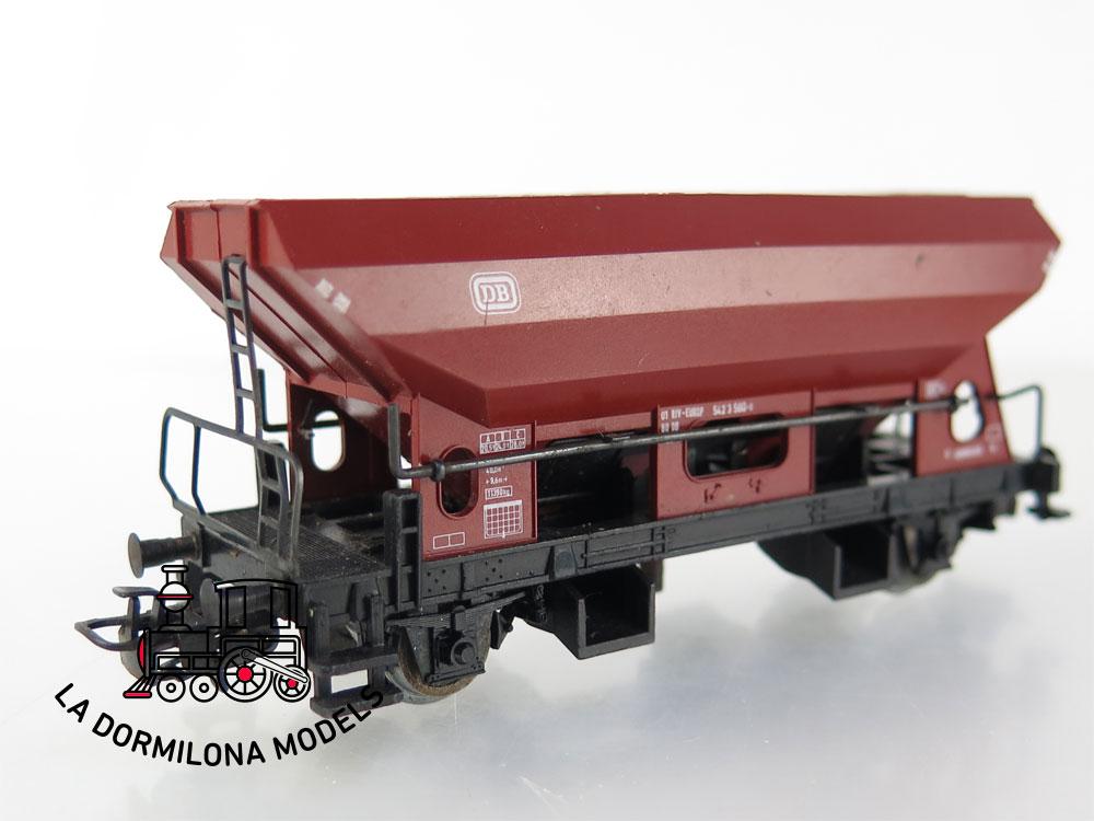 PL338 H0 ~AC MÄRKLIN 4631 VAGÓN TOLVA de la  DB - OVP