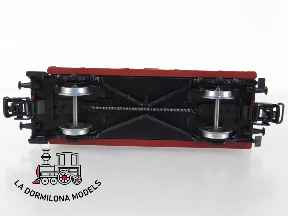 PL341 H0 ~AC PRIMEX 4547 Offener Güterwagen Ommru 33 816701 der DB - OVP