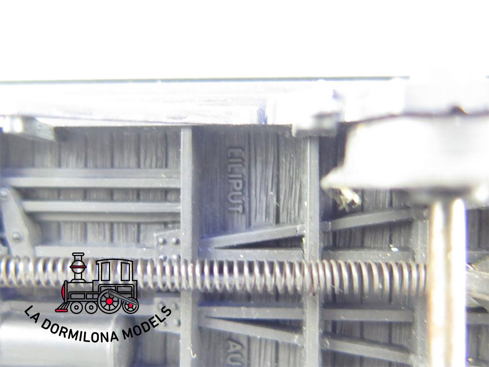 PL378a H0 =DC Liliput BEHÄLTERWAGEN molkereiverband - S/C