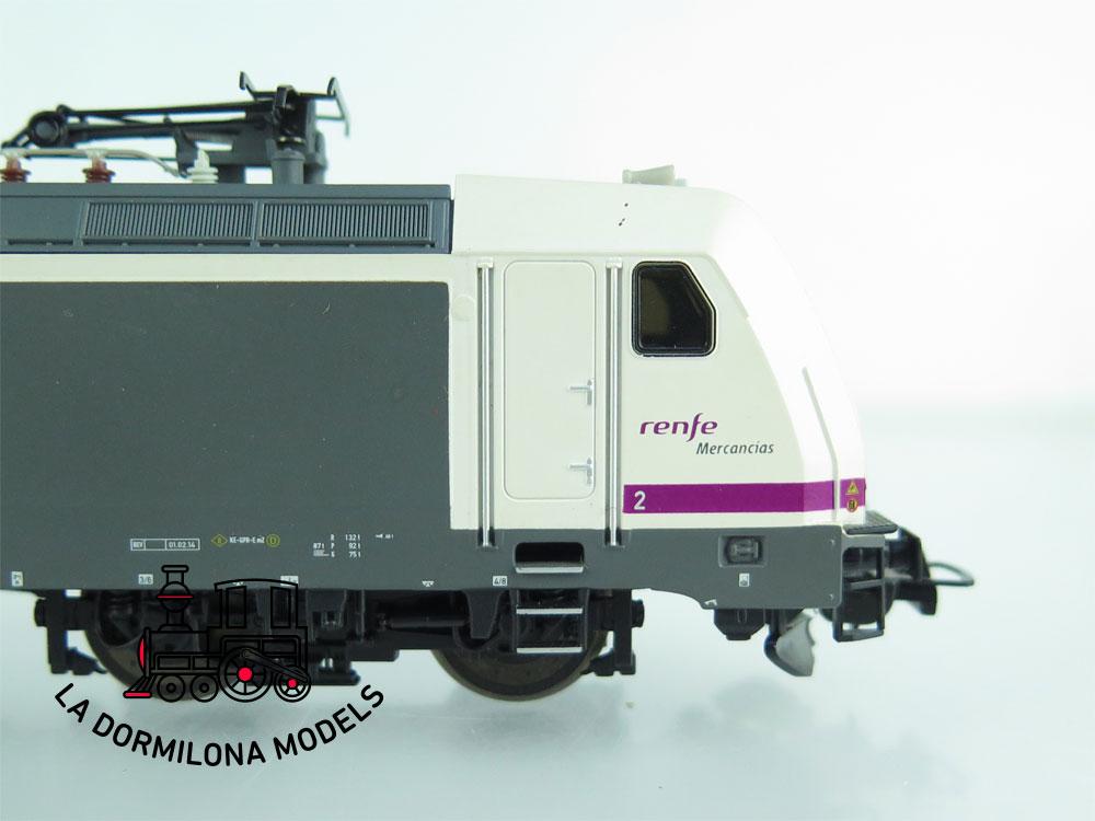 JA128 H0 =DCC + SONIDO PIKO Locomotora Electrica 253 014-5 MERCANCIAS RENFE