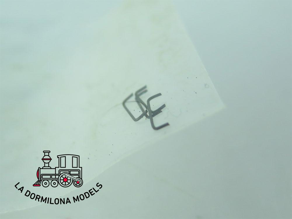 JA164 H0 =DC K-Train 0704-K VAGON ABIERTO X1 con CARBÓN - RENFE - OVP