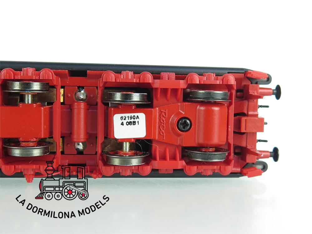 XA117 H0 =DCC DIGITAL ROCO 62190 Schnellzuglokomotive BR 10 001 der DB - OVP