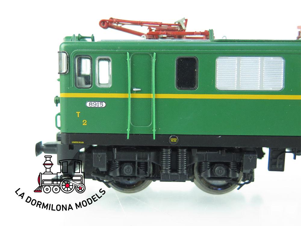 XA118 H0 =DCC DIGITAL ELECTROTREN 2684 Locomotora Electrica 289-015-0 RENFE Ep.IV - S/C