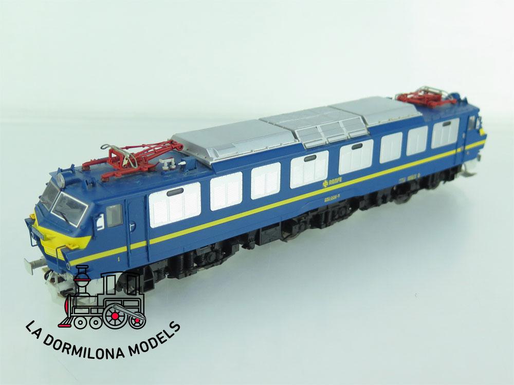 XA119 H0 =DCC DIGITAL ELECTROTREN 2582 Locomotora Electrica 251-006-3  RENFE Ep.IV - S/C