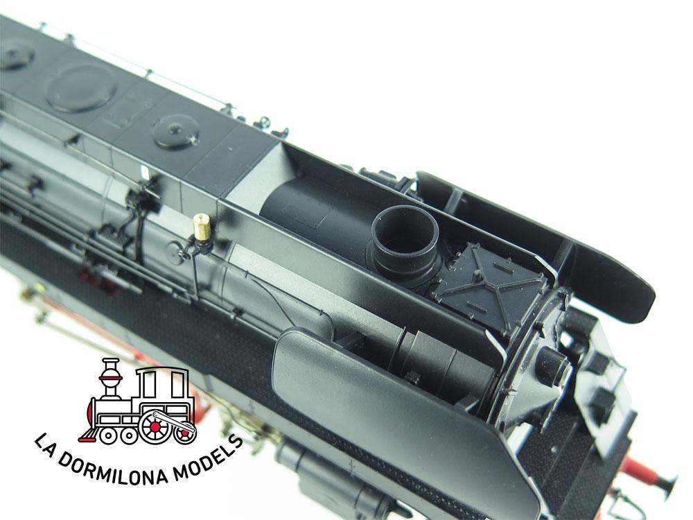 XA132 H0 =DCC DIGITAL Roco 63268 SCHNELLZUGLOKOMOTIVE BR 01 512 der DR - OVP