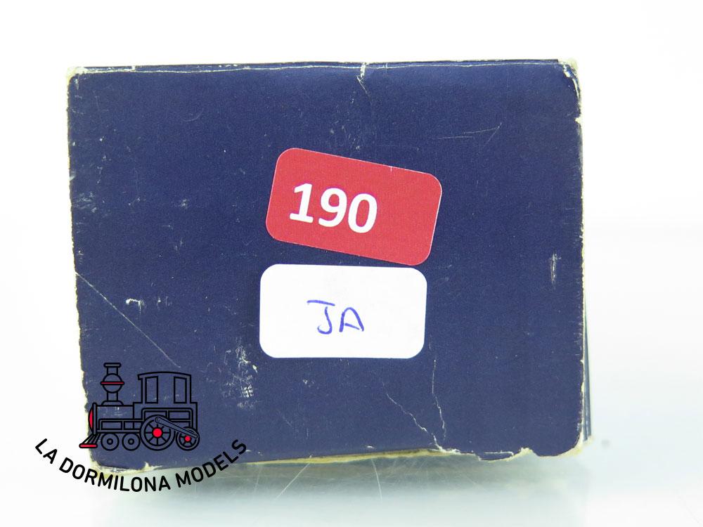 JA190 H0 =DC PIKO VAGON MERCANCIAS TRANSPORTE DE BALASTO de la DB - OVP