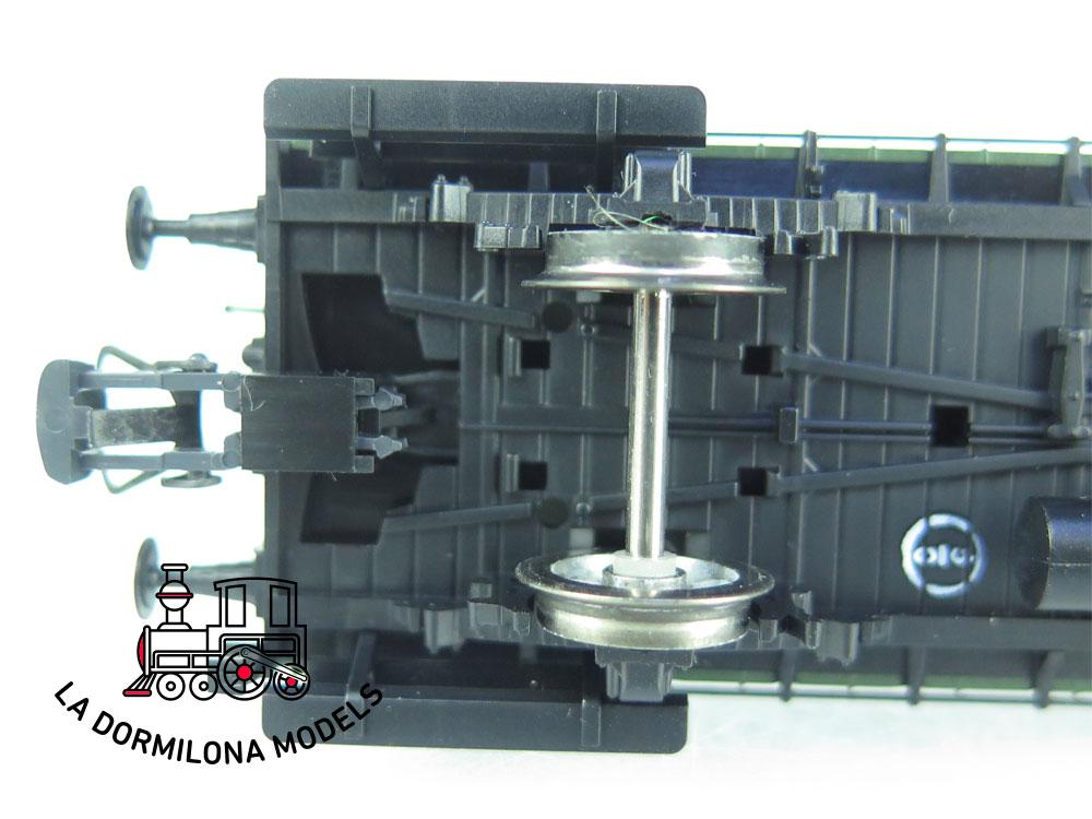XA201 H0 =DC FLEISCHMANN 5090 01 PACKWAGEN Pi 17217 der K.Bay.Sts.B - OVP