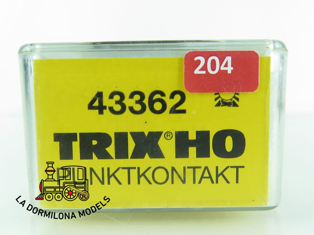 XA204 H0 =DC TRIX 43362 Personenwagen 1/2.Kl ABBü 1355 Ep.1 der K.Bay.Sts.B. - OVP
