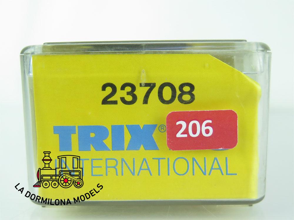 XA206 H0 =DC TRIX 23708 PERSONENWAGEN 3.Kl. 9852 der DRG - OVP