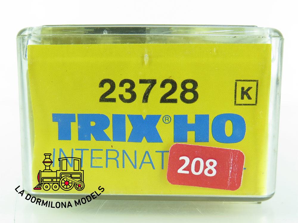 XA208 H0 =DC TRIX 23728 PERSONENWAGEN 2./3.Kl. BCL 20080 der K.Bay.Sts.B - OVP