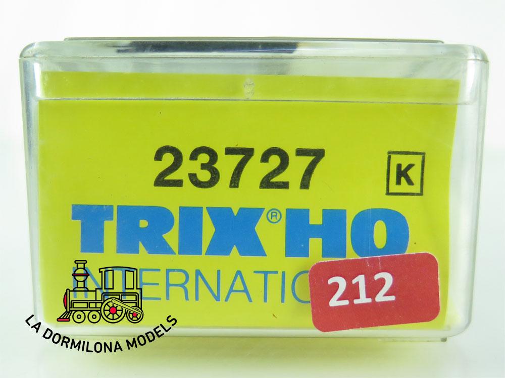 XA212 H0 =DC TRIX 23727 ABTEILWAGEN 2.Kl. nº10907 der K.Bay.Sts.B