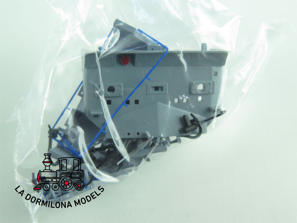 XA215 H0 =DCC + SONIDO ROCO 73693 Locomotora DIESEL 319 319-0 RENFE - OVP