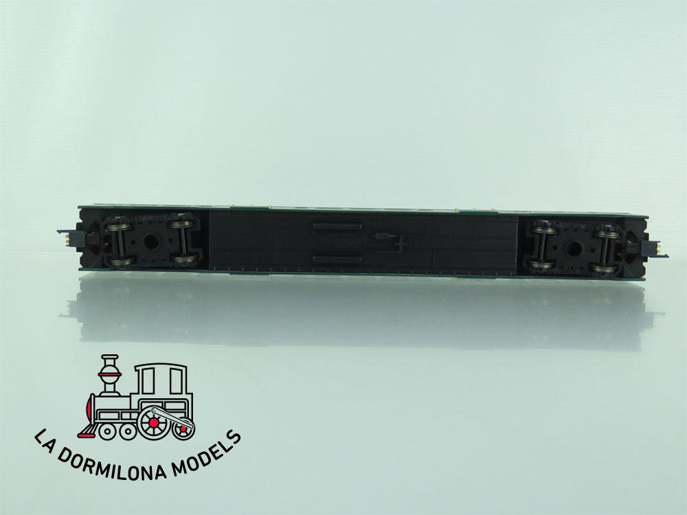 XA216 H0 =DCC + SONIDO IBERTREN 4601 UNIDAD de TREN SUIZA UT600 RENFE MEJORADA