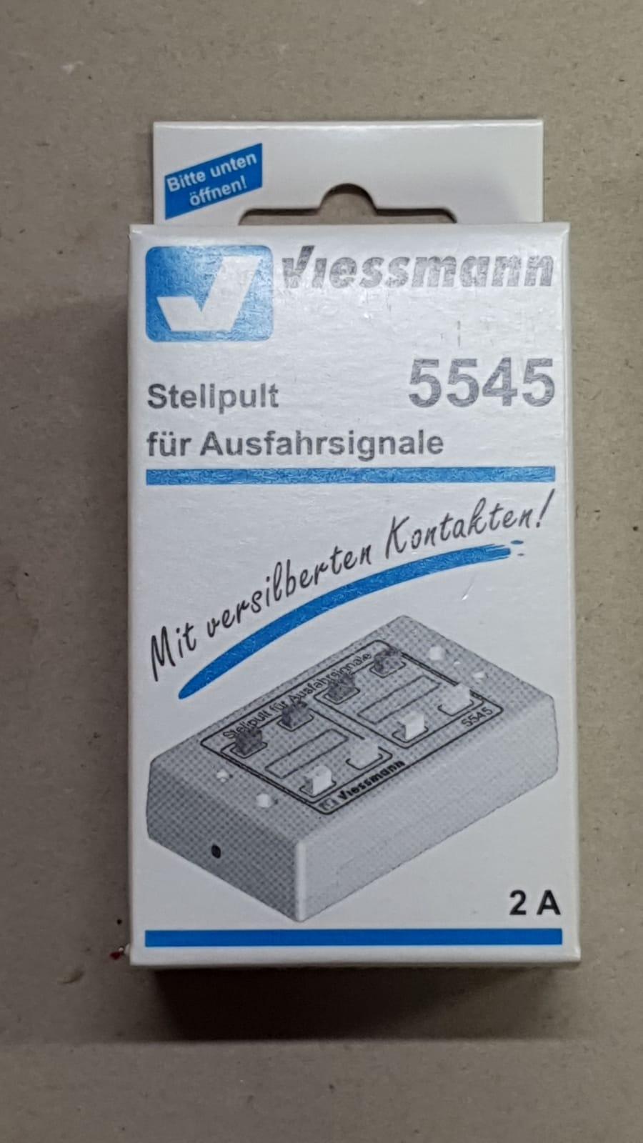 Viessmann 5545 Stellpult für Ausfahrsignal  FW4351