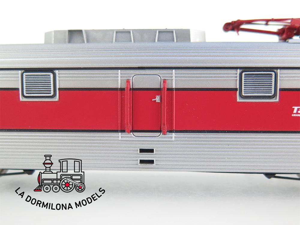 DA512 H0 =DC MABAR FURGON MANSO TG1z-111014 TALGO GRANDES LINEAS RENFE - S/C