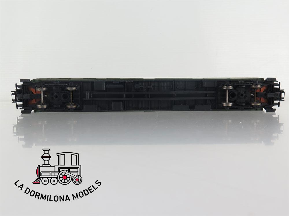 DA519 H0 =DC ELECTROTREN COCHE BUTACAS AAX-1105 I Clase RENFE - S/C