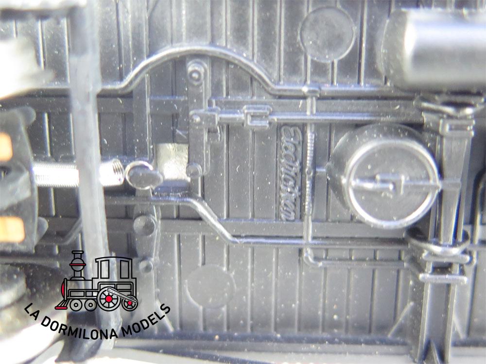 DA521 H0 =DC ELECTROTREN COCHE VIAJEROS BB-2332 II Clase RENFE - S/C