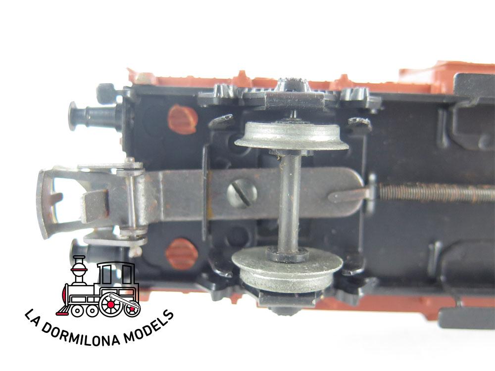 DM71 H0 =DC ELECTROTREN VAGON MERCANCIAS CERRADO JFHV 40136 RENFE - S/C