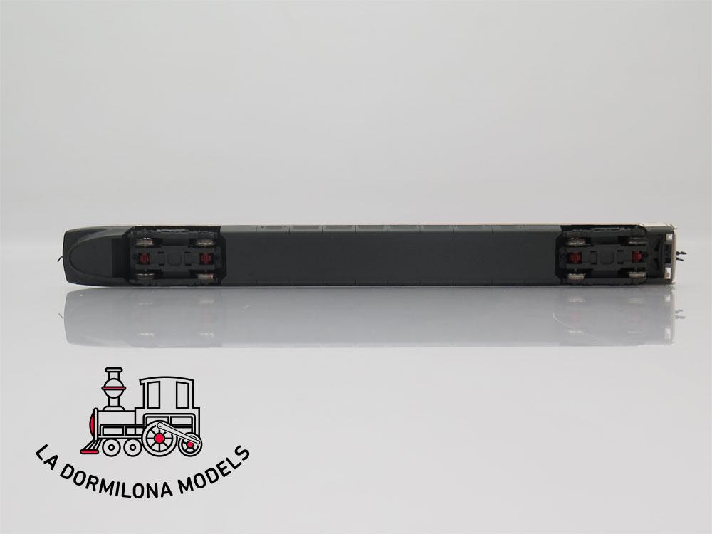 DM326 H0 =DC DIGITAL ELECTROTREN E3409 UNIDAD ELECTRICA ALARIS SERIE 490 RENFE PANTONE - OVP
